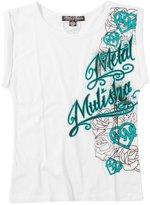Metal Mulisha Women's Free Fall Graphic T-Shirt