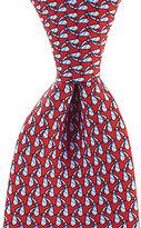 Brooks Brothers Printed Traditional Silk Tie