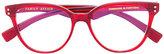 Family Affair - cat eye glasses - women - Acetate - 52