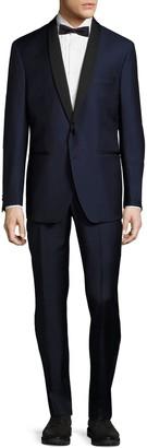 Saks Fifth Avenue Modern Fit Shawl-Collar Tuxedo