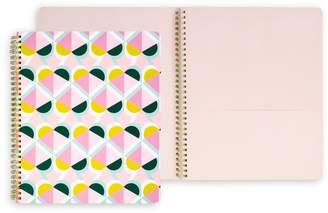 Kate Spade Geo Spade Spiral Notebook