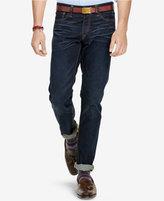 Polo Ralph Lauren Men's Sullivan Slim-Fit Hamilton-Wash Stretch Jeans