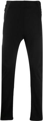 Just Cavalli Side-Zip Pocket Trousers