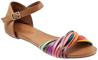 Cara Bueno Bright Multi) Women's Shoes