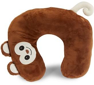 Capelli New York Monkey Neck Pillow