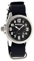 Breed Men's Angelo Watch with NATO Nylon Strap