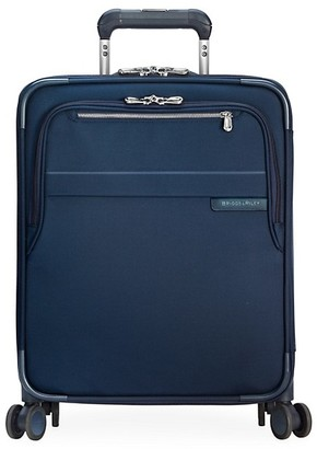 Briggs & Riley Baseline International Expandable Wide-Body Spinner Carry-On