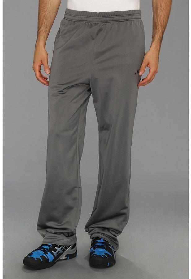 Fila Batter Track Pant (Deep Grey) - Apparel