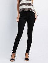 Charlotte Russe Refuge Push Up Legging Lifting Skinny Jeans