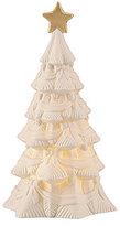 Lenox All Is Bright Lighted Tree Figurine