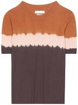 Etoile Isabel Marant Isabel Marant, Étoile Branson cotton and cashmere T-shirt