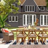 Williams-Sonoma Somerset Teak Outdoor Dining Table