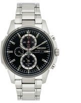 Seiko Men's Core SSC087 Silver Stainless-Steel Quartz Watch with Dial