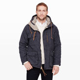 Club Monaco Woolrich Wool Mountain Parka