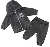 Little Marc Jacobs Rocks Jogging Jacket w/ Trousers, Size 12-18 Months