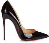 Christian Louboutin So Kate 120mm patent-leather pumps