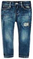 Hudson Infant Girls' Parker Distressed Slim Jeans - Sizes 12-24 Months