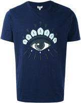 Kenzo eyes icon print T-shirt - men - Cotton - XS