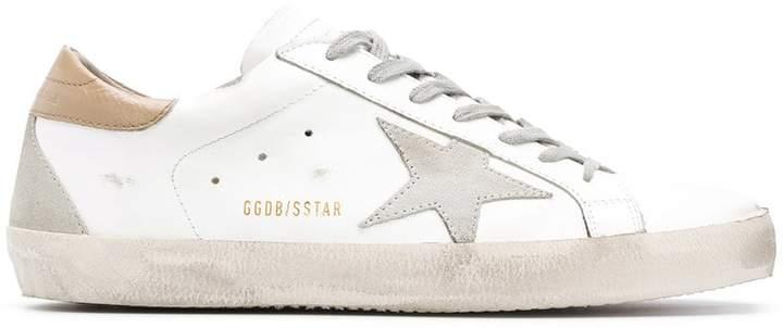 Golden Goose Superstar suede sneakers