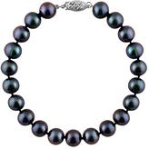 Bella Pearl Black Pearl Bracelet