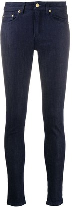 MICHAEL Michael Kors High-Rise Skinny Jeans