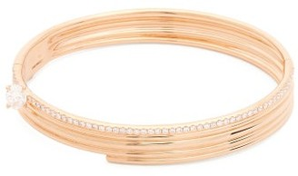 Repossi Blast Diamond & 18kt Rose-gold Bracelet - Rose Gold