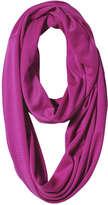 Joe Fresh Women's Space Dye Infinity Scarf, Black (Size O/S)