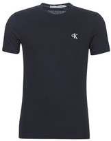 Calvin Klein Jeans CK ESSENTIAL SLIM TEE men's T shirt in Blue