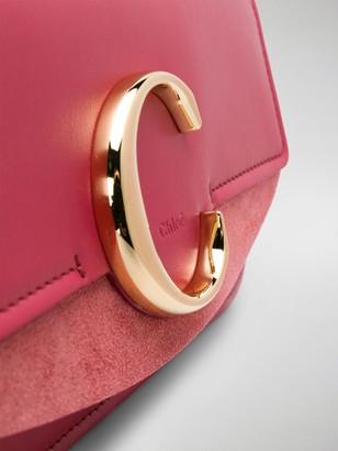 Chloé C Ring crossbody bag