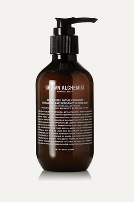 GROWN ALCHEMIST Gentle Gel Facial Cleanser, 200ml