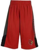 Colosseum Louisville Cardinals Strike Shorts, Big Boys (8-20)