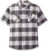 ProjekRaw Projek Raw Men's Short Sleeve Shirt