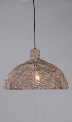Emac & Lawton Valentino Rustic Hanging Lamp Large