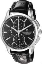 Maurice Lacroix Men's PT6388-SS001-330-1 Pontos Analog Display Swiss Automatic Watch