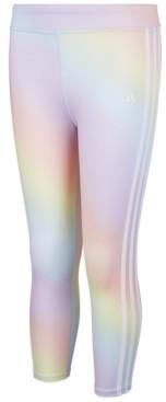 adidas Big Girls Rainbow Tights