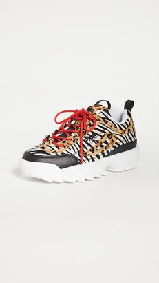 Fila Disruptor II Animal Sneakers