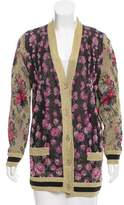 Gucci 2017 Reversible Cardigan w/ Tags