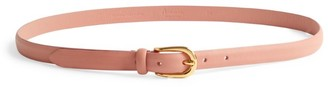 Andersons Narrow Nappa Leather Belt