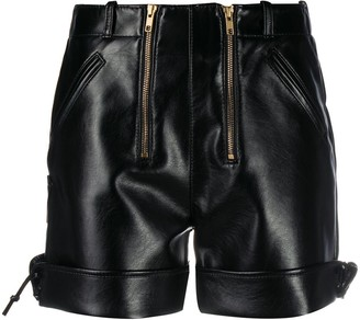 Philosophy di Lorenzo Serafini Double Zip Shorts
