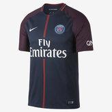Nike 2017/18 Paris Saint-Germain Stadium Home Men's Soccer Jersey
