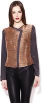 Stylein Cather Bead Embellished Jacket