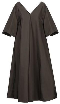 SUPER BLOND 3/4 length dress