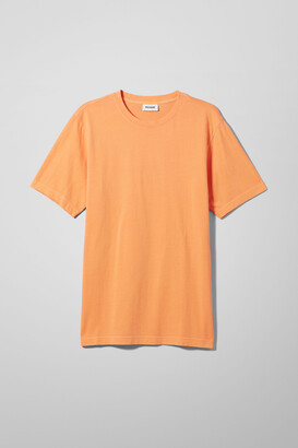 Weekday Frank Washed T-shirt - Black
