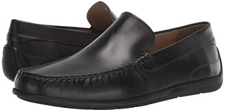 Ecco Classic Moc 2.0 Slip-On (Black) Men's Shoes