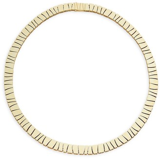 Saks Fifth Avenue Made In Italy 14K Yellow Gold Necklace