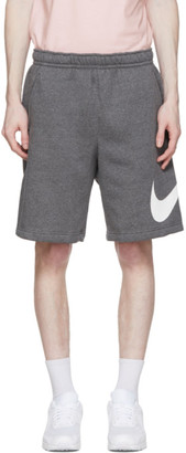 Nike Grey Club Shorts