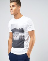 Sisley T-Shirt With Graphic PrInt
