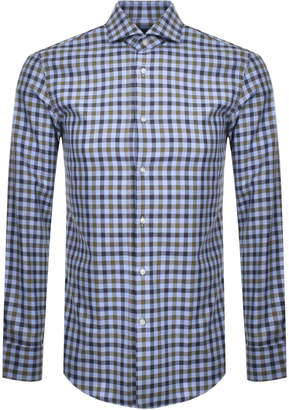HUGO BOSS Boss Business Slim Fit Jason Shirt Blue