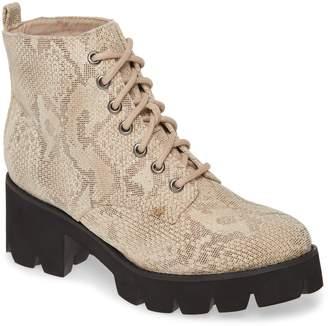 BC Footwear Strength In Numbers Vegan Leather Bootie