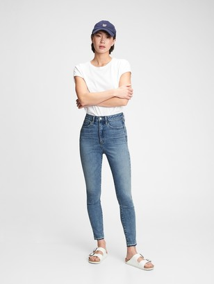 Gap Sky High Rise Universal Jegging with Secret Smoothing Pockets